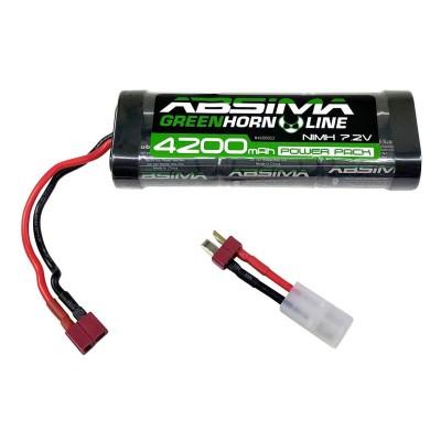 Bateria Absima GreenHorn Stick Pack 7.2V 4200mAh (4100012)