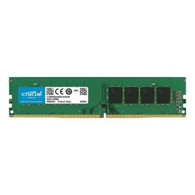 Memória RAM Crucial Value 8GB DDR4 (1x8GB) 2666Mhz UDIMM