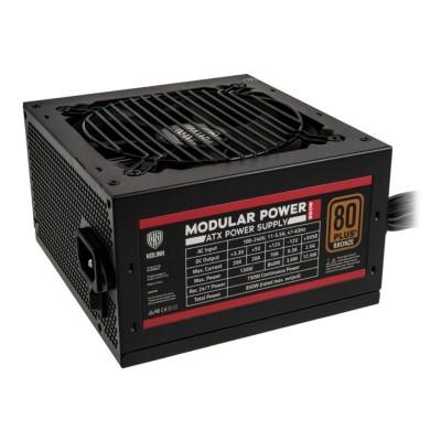 Fuente de Alimentación Kolink KL-850Mv2 850W 80 PLUS Bronze Semi-Modular