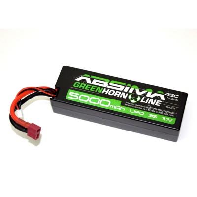 Battery Absima GreenHorn Stick Pack 11.1V 5000mAh (4140011)