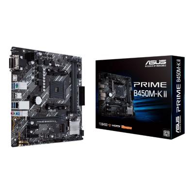 Motherboard Asus Prime B450M-K II AM4 Micro-ATX (90MB1600-M0EAY0)