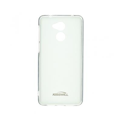SILICONE HUAWEI NEW SMART / HONOR 6C TRANSPARENT
