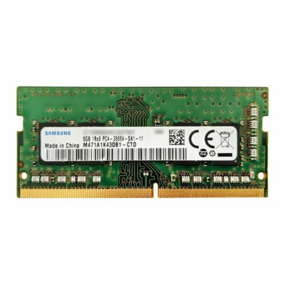 Memória RAM Samsung 8GB DDR4 (1x8GB) 2666Mhz SO-DIMM (PC4-19200)