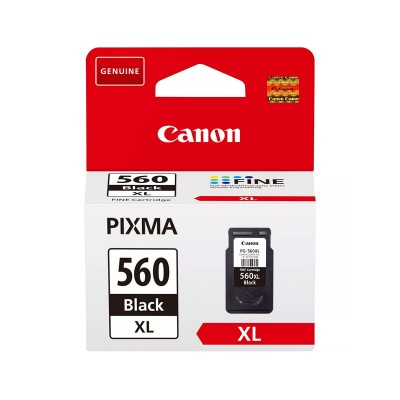 Ink Cartridge Canon PG-560 Black (3713C001)