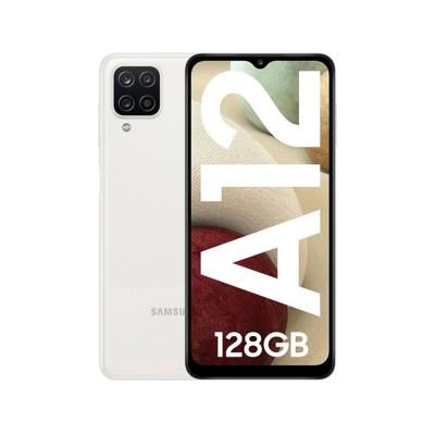 Samsung Galaxy A12 128GB/4GB Dual SIM White