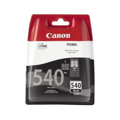 Tinteiro Canon PG-540 Preto (5225B005)