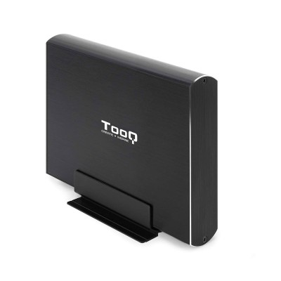 "HDD/SSD Enclosure TooQ TQE-3531B 3.5"" USB 3.1 Black"