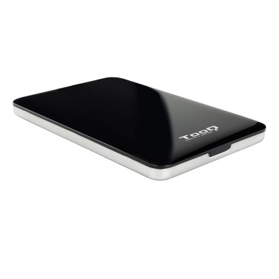 "HDD/SSD Enclosure TooQ TQE-2538B 2.5"" USB 3.1 Black"
