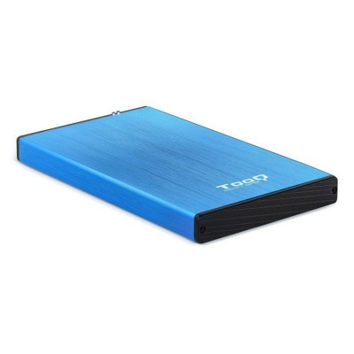"Caixa Externa Tooq TQE-2527BL 2.5"" USB 3.1 Azul"