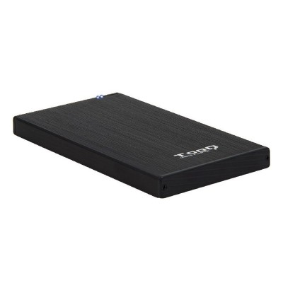 "HDD/SSD Enclosure Tooq TQE-2527B 2.5"" USB 3.1 Black"
