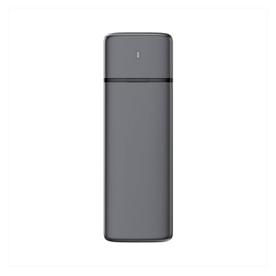 HDD/SSD Enclosure Aisens ASM2-002G M.2 SATA USB-C 3.1 Grey