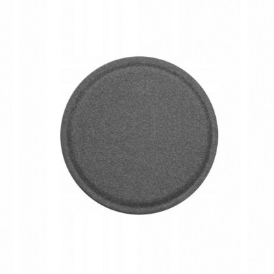 Metal Leather Plate w/Adhesive for Magnetic Supports 40 mm