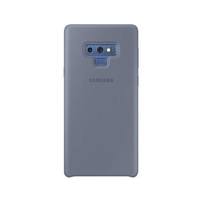Original Silicone Case Samsung Note 9 Blue (EF-PN960TLE)