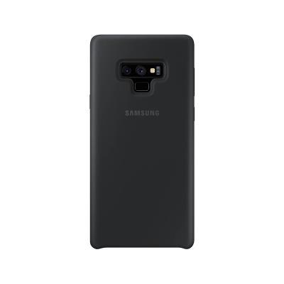 Capa Silicone Original Samsung Note 9 Preta (EF-PN960TBE)