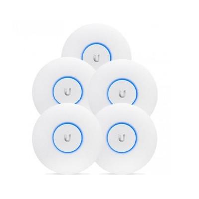 Access Point Ubiquiti Unifi AC Lite Pack 5 White (UAP-AC-LITE-5)