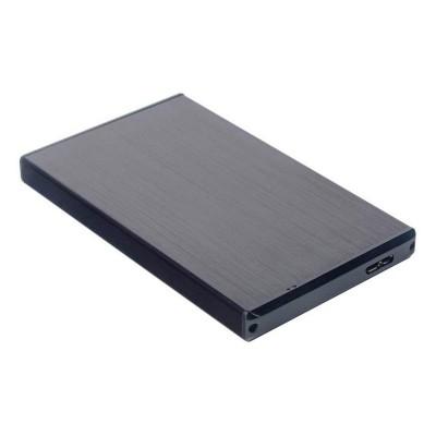 """Caja Externa Aisens ASE-2530B 2.5"""" USB 3.1 Negra"""