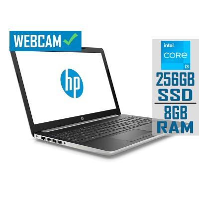 """Portátil HP 15-da0033wm 15"""" i3-8130U SSD 256GB/8GB Recondicionado"""