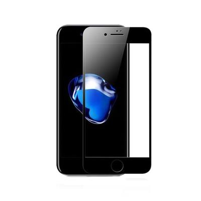 Película de Vidro Temperado Fullscreen iPhone 7/8/SE 2020 Preta