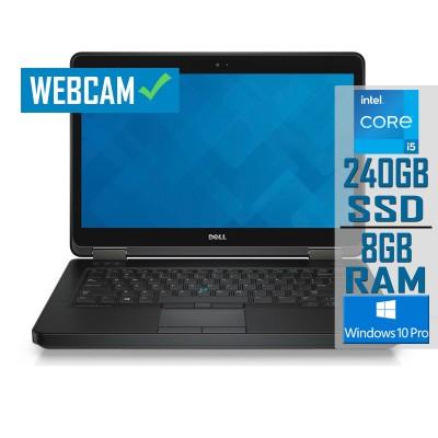 """Laptop Dell E5440 14"""" i5-4310U SSD 240GB/8GB Refurbished"""