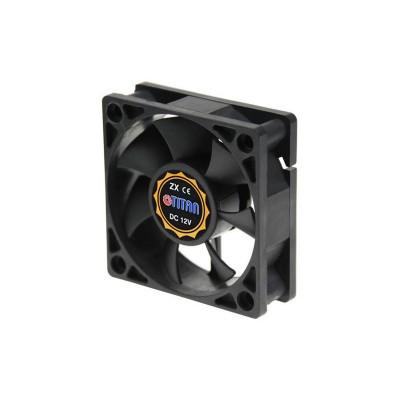 Fan Titan 4000RPM 60mm Black (TFD-6020M12B/PW)