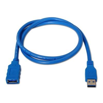 Cabo Extensão Aisens USB 3.1 2m Azul (A105-0046)