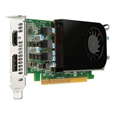 Graphics Card HP AMD Radeon RX550X 4GB GDDR5