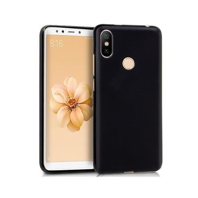 Funda Silicona Xiaomi MI A2/6X Negro
