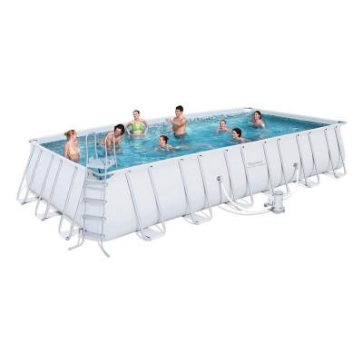 Pool Bestway Power Steel 56229 732x366x132 cm w/Pump