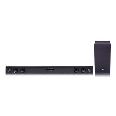 Soundbar LG SJ3 300W Bluetooth Preta