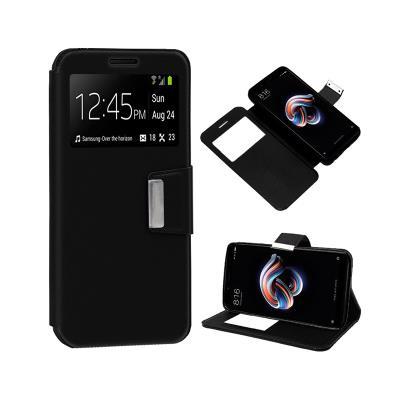Flip Cover Case Xiaomi Redmi Note 5 Black