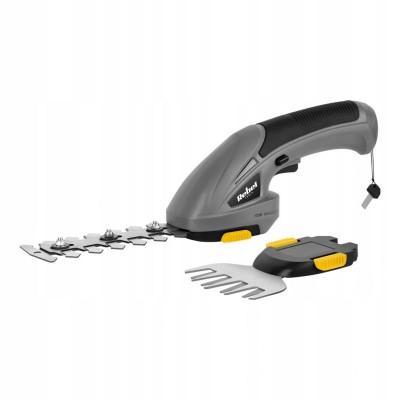 Electric Scissors Rebel RB-5003 4V w/Wires Grey