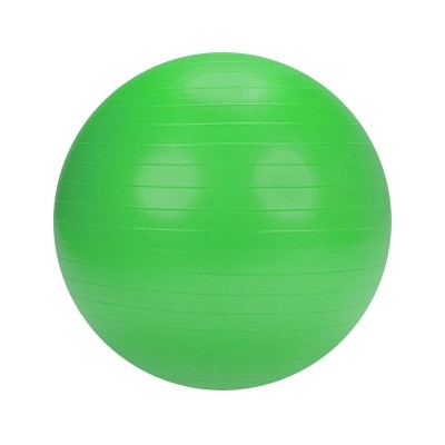 Pilates ball w/Pump 75 cm Green