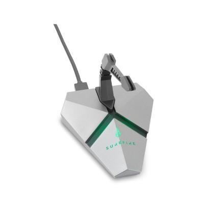 Hub SureFire Axis Mouse Bungee Cinzento