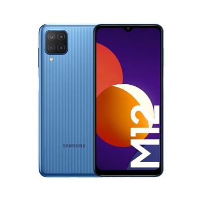 Samsung Galaxy M12 64GB/4GB M127 Dual SIM Azul