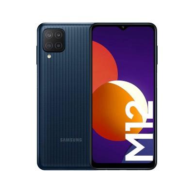 Samsung Galaxy M12 64GB/4GB M127 Dual SIM Preto