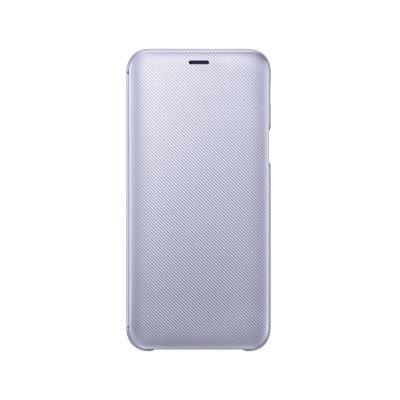 Capa Flip Wallet Original Samsung J6 2018 Violeta (EF-WJ600CFE)