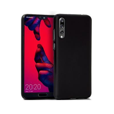 Capa Silicone Huawei P20 Pro Preta