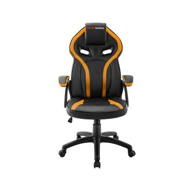 Cadeira Gaming Mars Gaming MGC118 Preta/Amarela