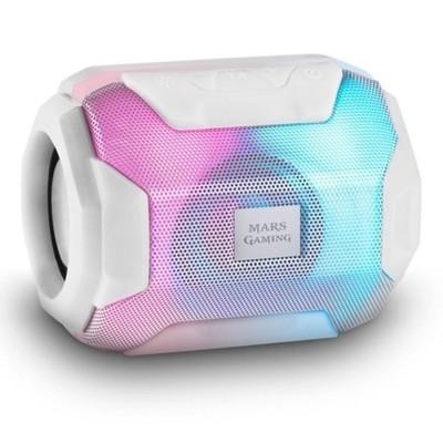 Speaker Mars Gaming MSBAXW 10W 1.0 White