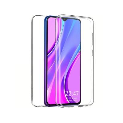 Capa Silicone Frente e Verso Samsung Galaxy A32 5G A325 Transparente