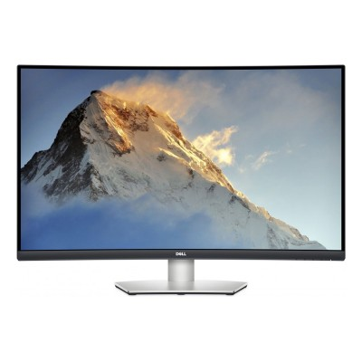 """Monitor Curvo Dell S3221QS 32"""" VA 4K UHD 60Hz Cinzento (Unidade de Exposição)"""