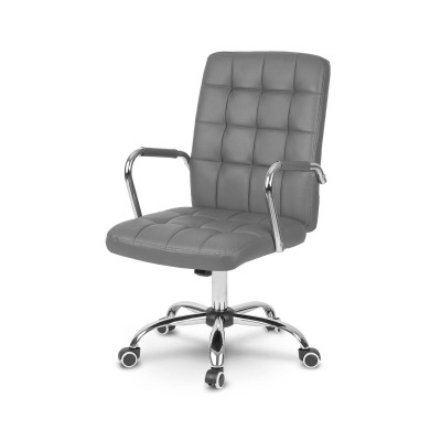 Cadeira de Escritório Sofotel Benton Cinza