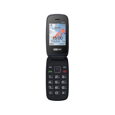 Maxcom MM817 Dual SIM Preto (Unidade de Exposição)