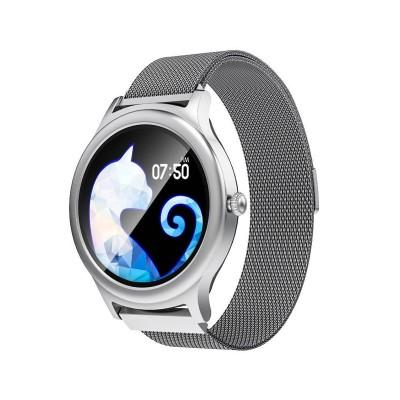 Smartwatch BlitzWolf BW-AH1 Silver