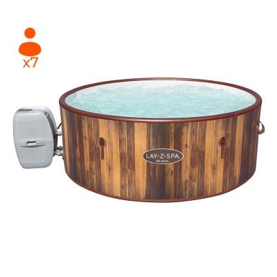 Inflatable Spa Bestway 60025 180x170x66 cm Brown