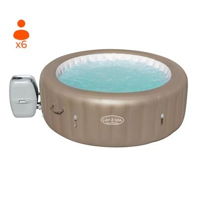 Inflatable Spa Bestway 60017 196x71 cm Brown