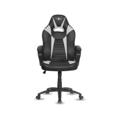 Gaming Chair Spirit of Gamer Fighter White/Black