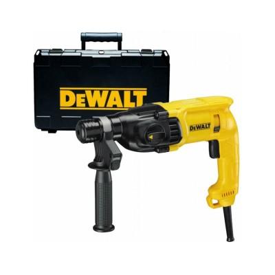 Electric Hammer DeWALT D25033K 590W Black/Yellow (D25033K-QS)