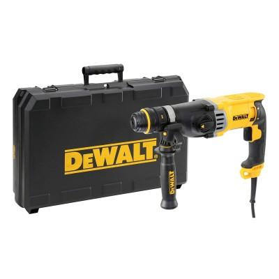 Combined Hammer DeWALT D25144K-QS 900W Yellow