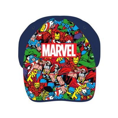 Boné Marvel Vingadores Azul Escuro